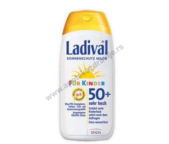 Slika LADIVAL GEL SPF 50+ 200ml