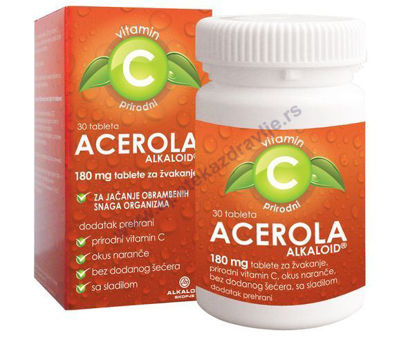 Imagine ACEROLA tabl. 30x180mg