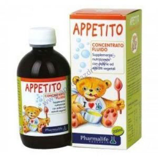 Picture of APPETITO sirup 200ml