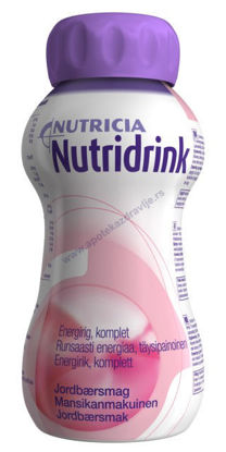 Picture of NUTRI DRINK JAGODA 200ml